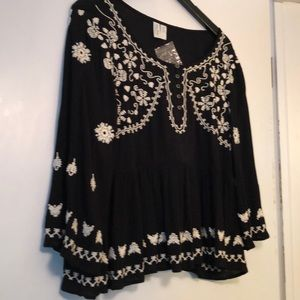Anthropologie NWT top size small